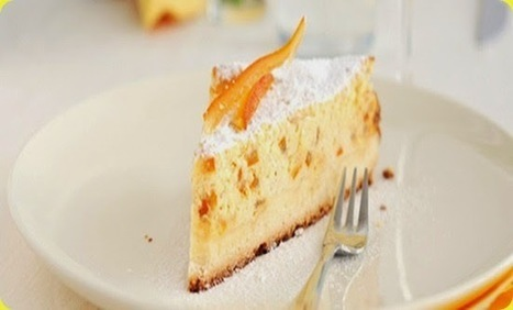 Torta di ricotta con uvetta. | Italian Food & Wine | Scoop.it