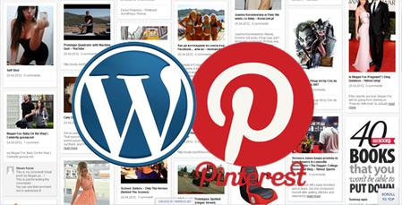 10+ Stylish WordPress Pinterest Templates   Pinterest   Scoop.it