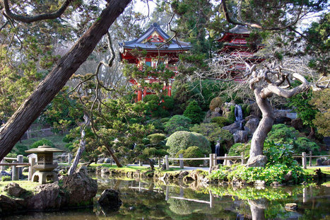 Picture of the Day: The Oldest Japanese Garden in the United States «TwistedSifter | Japanese Gardens | Scoop.it