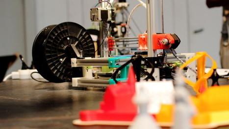S'initier à la fabrication numérique à Plateforme C   Tiers lieux   Scoop.it