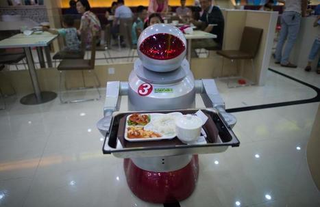 Un restaurante chino cuenta ya con doce androides en su plantilla - Engadget en español | Shiftime | Scoop.it