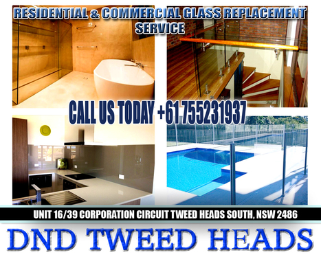 How Much to Replace Double Glazing Glass | DnD Glass | Tweed Coast Marketing News | Scoop.it