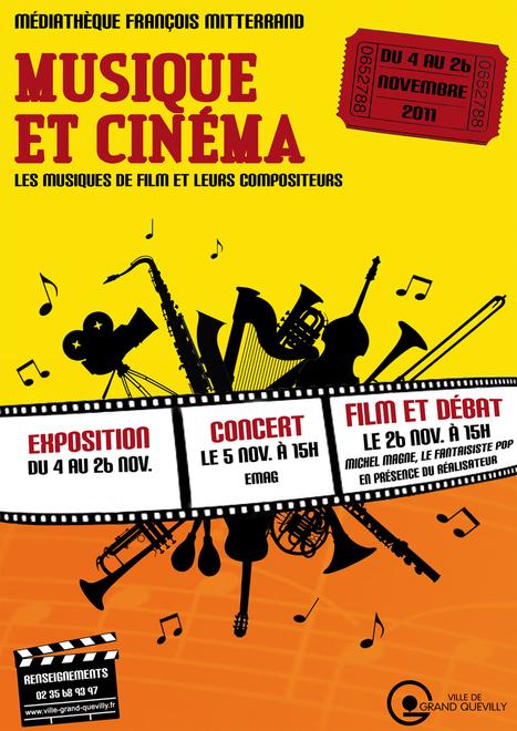 Projection à la Médiathèque François Mitterrand | Cinéma and Co | Scoop.it
