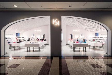 Kiko Milano dévoile un nouveau concept de boutique | Beauté & Cosmétiques | Scoop.it