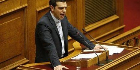 Tsipras promet l'indépendance économique aux Grecs | economie | Scoop.it