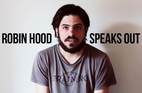 Rare Interview With Spain's Robin Hood Enric Duran | Peer2Politics | Scoop.it