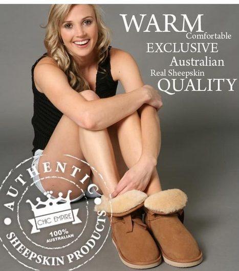 Sheep skin ugg boots | Chicempireaustralia | Scoop.it