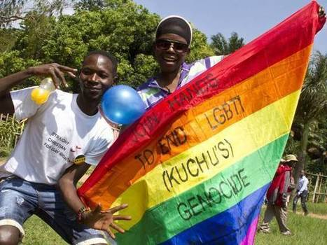 Gay rights activists defy Ugandan laws by publishing new LGBTI magazine - The Independent | STOP Anti-Gay World-Wide Activity - Human Right's Are for All | Scoop.it