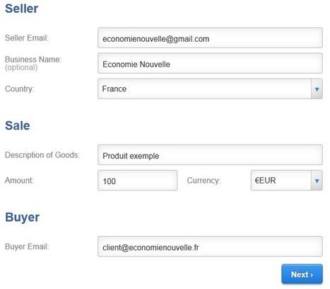 Comment prendre des paiements par carte gratuitement avec Emu | Economie Nouvelle | Digital Marketing Communication Innovation Social Media | Scoop.it