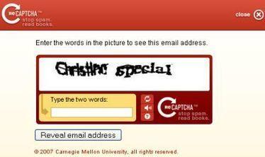 La Quadrature du Net va fournir un reCAPTCHA pour le domaine public | domaine public | Scoop.it