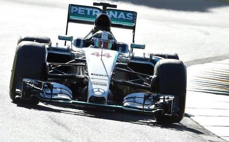 Mercedes quickest in Melbourne practice as Sauber row dominates | F 1 | Scoop.it