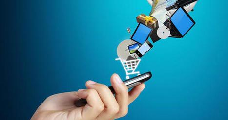 Le digital maintenant présent dans toutes les étapes de l'expérience d'achat | Quatrième lieu | Scoop.it