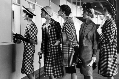 Fashion History of the 50′s | We Heart Fashion | Best of the best designer diaper bags | Scoop.it