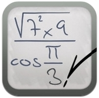 "MyScript Calculator: A Free ""Handwriting Calculator"" for iOS and Android 