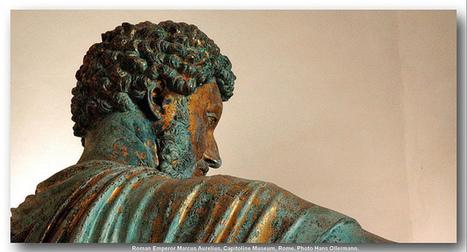 Roman Emperor Marcus Aurelius, Capitoline Museum, Rome ... - Flickr | Vorager | Scoop.it