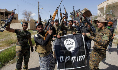 BREAKING: Iraq PM declares 'liberation' of Tikrit from IS | Trade unions and social activism | Scoop.it