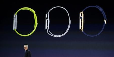 La montre connectée, un enjeu secondaire pour Apple | Langue française,  présentation, médias | Scoop.it