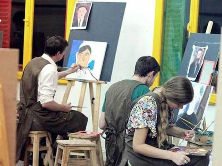 Learning to become an artist at VinSpace   VietNamNet Bridge   Asie   Scoop.it