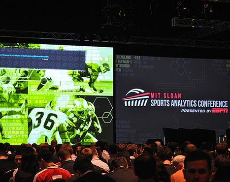 MIT conference shows CIOs how sports data can help IT win at analytics - Sports analytics and the CIO: Five lessons from the sports data craze | Sports Analytics | Scoop.it