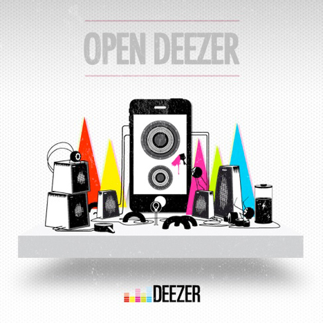 Deezer for developers | Music business | Scoop.it