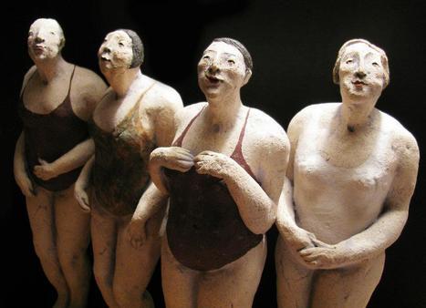 Anna Kozłowska-Łuc | Sculptor | les Artistes du Web | Scoop.it