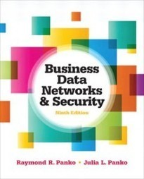 Test Bank For » Test Bank for Business Data Networks and Security, 9th Edition: Panko Download | Management Information Systems Test Banks | Scoop.it