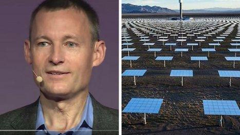 Comment stocker l'énergie solaire ? Un ingénieur français a trouvé LA solution ! (VIDÉO) | Ressources pour la Technologie au College | Scoop.it