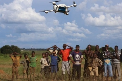 UNICEF's New Drone Delivery Could Help Africa With HIV Testing  | Unmanned Aerial Vehicles (UAV) | Scoop.it