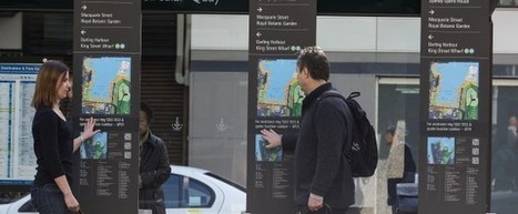 New signs to make Sydney's streets more accessible to the visually impaired - Cities Today | Universal design | Scoop.it
