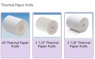 Quality Thermal Paper Rolls for Your Organization- POSPaper | Thermal Paper Rolls | Scoop.it