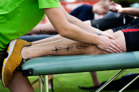 SPORTS MASSAGE FOR ATHLETES | SportsTherapy | Scoop.it