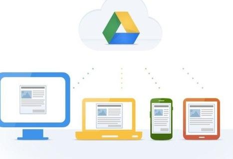 Google Drive app update arrives - Product Reviews | Digital-News on Scoop.it today | Scoop.it