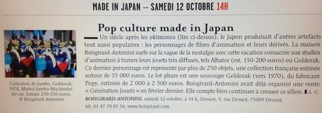 LeJournaldesArts.fr - 1er site quotidien sur l'actualité du monde de l'art   Vente aux encheres mobilier  design et pop culture   Scoop.it