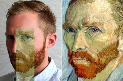 Vincent Van Gogh lookalike is ear-ily similar to famous Dutch artist | News we like | Scoop.it