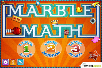 Marble Math - times tables and more in an interactive way on the iPad | iGeneration - 21st Century Education | Scoop.it