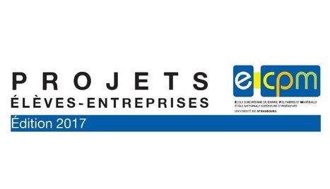Projets élèves-entreprises de l'ECPM - Faîtes entrer de la Matière dans vos projets innovants : la fin de collecte approche ... | ECPM Strasbourg | Scoop.it