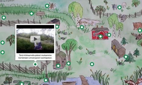 Miten interaktiivisten kuvien luominen kehittää monilukutaitoa ja tieto- ja viestintäteknologista osaamista? | Opeskuuppi | Scoop.it