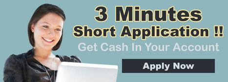 Bad Credit Payday Loans A Help During Financial Crisis | No Credit Check Loans | Scoop.it