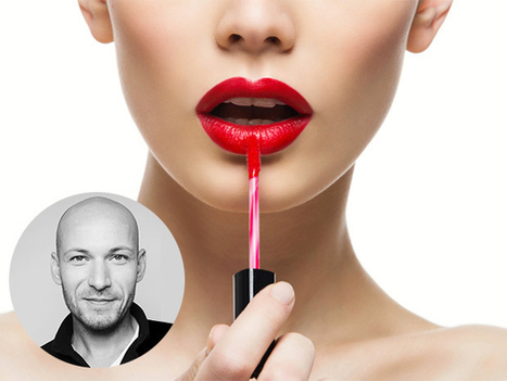 Maquillage de la bouche : 3 questions express à Karim Rahman - Biba Magazine   Make up   Scoop.it