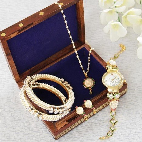 Gifts for Sister on Bhaidooj | Get The Best Gifts Through Online Stores Indian Gifts Portal | Scoop.it