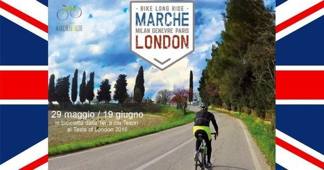 Riding from Marche to London: Italian regional taste on tour - Britaly Post   Le Marche another Italy   Scoop.it
