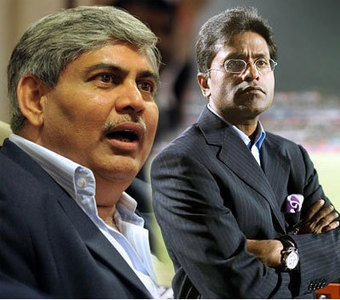 Lalit Modi backs Manohar, wants suspension of IPL 7 | Googly Mania | Scoop.it