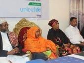 Somaliland: Frist Lady Amina Weris Addresses the Girls Summit 2014,UK - SomalilandPress   CRC toolbox   Scoop.it