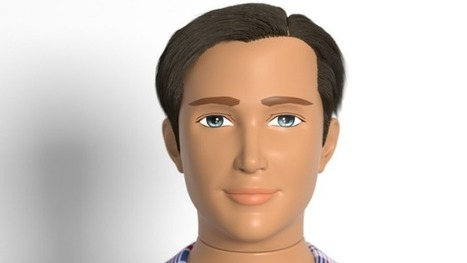 Just an average guy: meet the 'Normal Ken' doll | Anthropometry and Kinanthropometry | Scoop.it