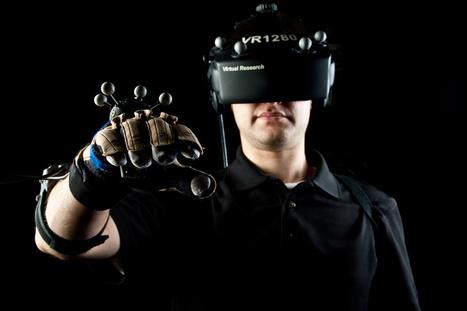 Apple veut doubler Facebook et Google sur la réalité virtuelle | Virtuality | Scoop.it