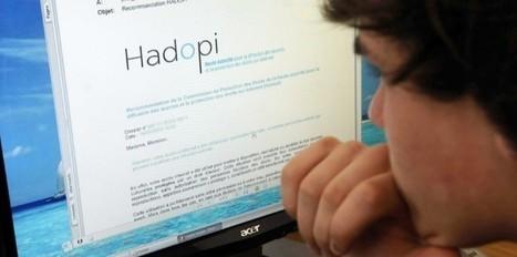 Le paradoxe de l'Hadopi | téléchargement illégal | Scoop.it