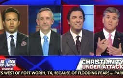 'This Is About Bigotry!' Hannity, Atheist, and Pastors Argue Over Religious Freedom | Mediaite | Modern Atheism | Scoop.it