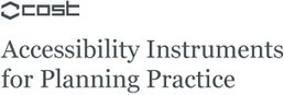 Accessibility Instruments – for Planning Practice | Urban mobility... | Scoop.it