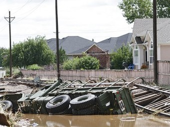 """We've acquired an immunity to crisis,"" writes flood survivor. What does it ... - Treehugger 