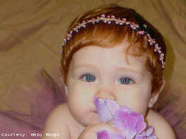 Parents cut up with Baby Bangs trend | Pop Culture | Scoop.it